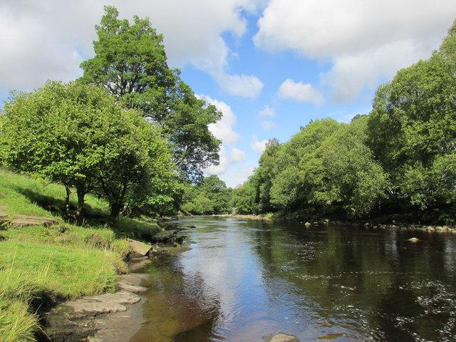 River South Tyne.