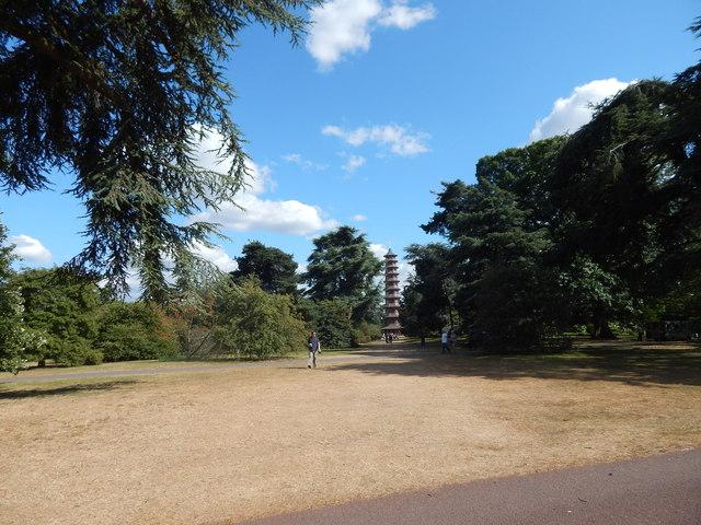 Pagoda, Kew Kardens