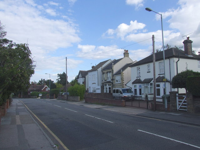 Old Road East, Gravesend