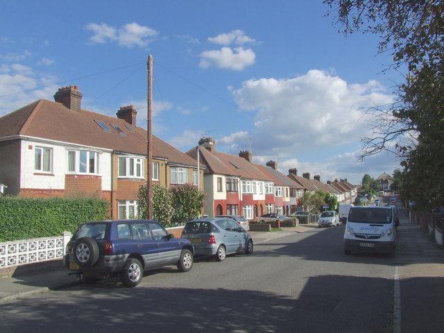 Lamorna Avenue, Gravesend