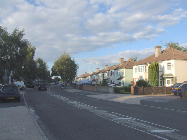 Valley Drive, Gravesend