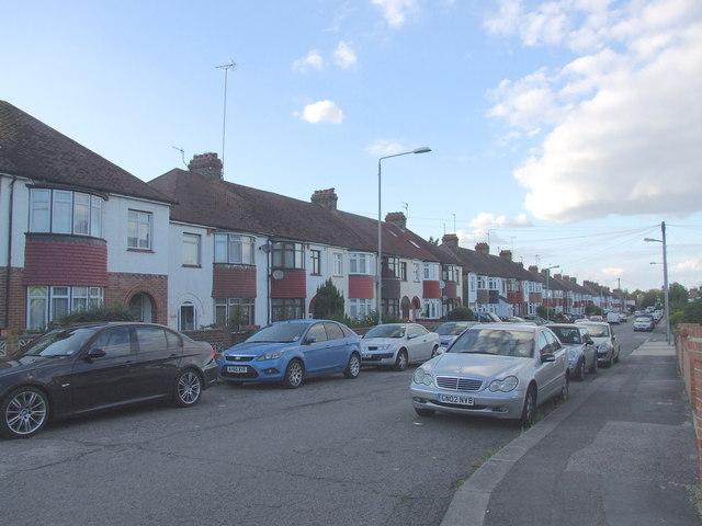 Abbey Road, Gravesend