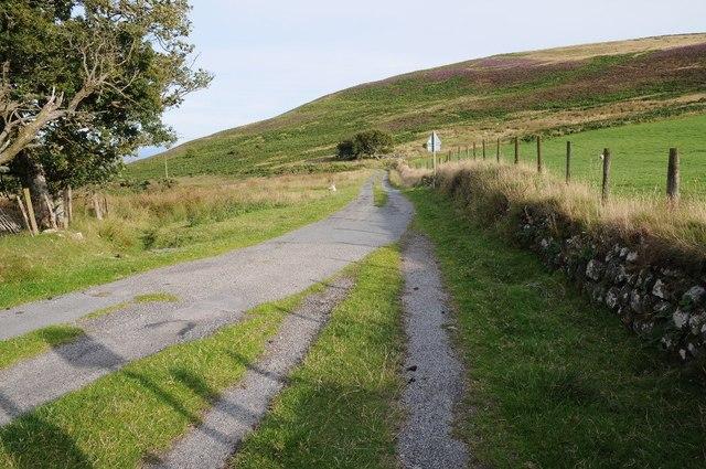 Road to Hafod