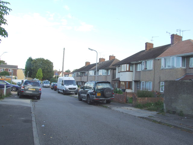 Gerald Road, Denton