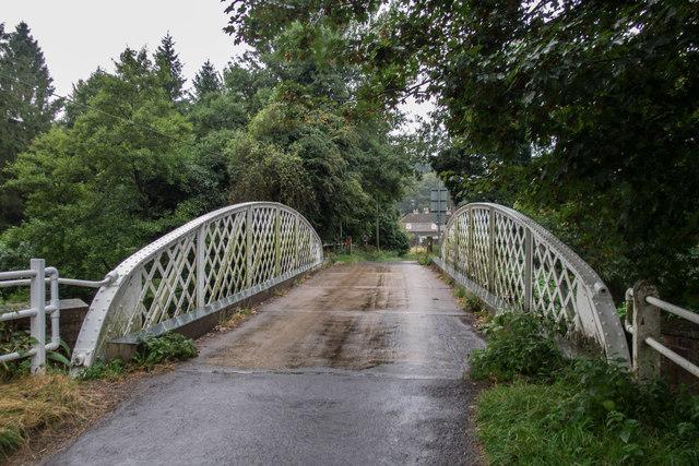 Bridge Over Little Ouse River