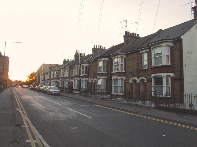 The Terrace, Gravesend