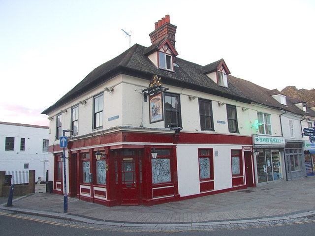 The New Inn, Gravesend