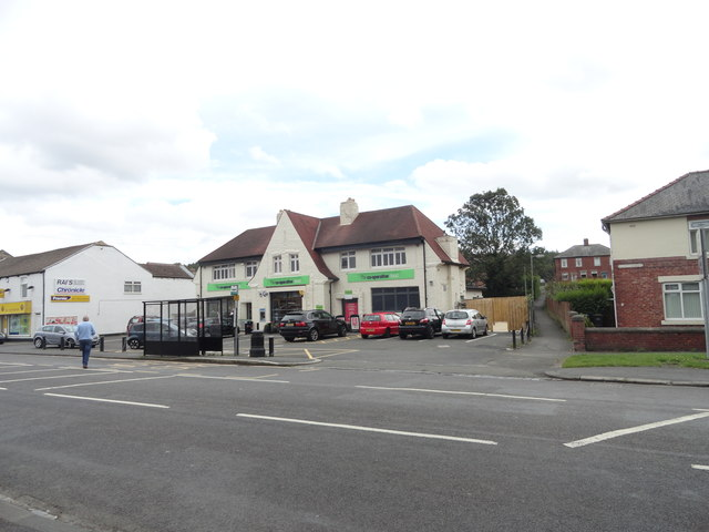 The former Travellers Rest at the Leazes