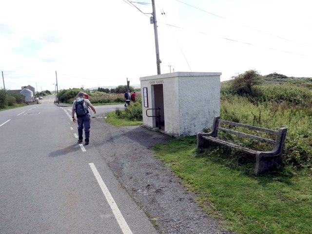 Arhosfan fysys / Bus Stop