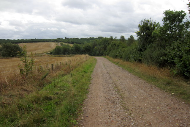 Byway to Ravenstone Road
