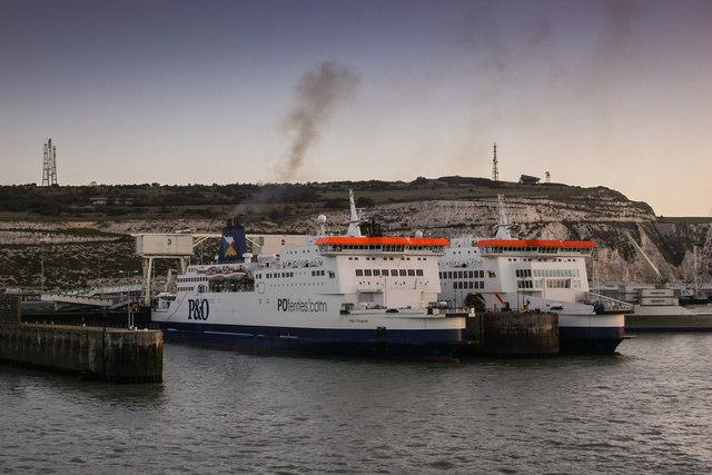 Cross Channel Ferries