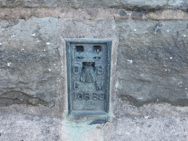 Ordnance Survey Flush Bracket 10839