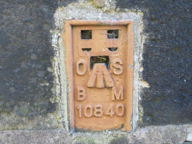 Ordnance Survey Flush Bracket 10840