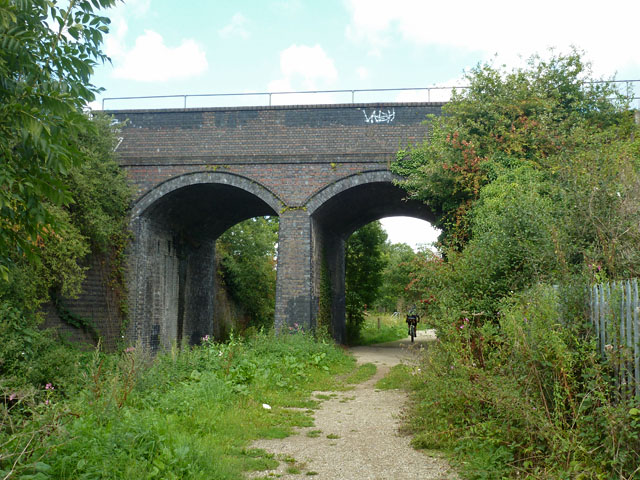 Railway bridge NAJ2 15