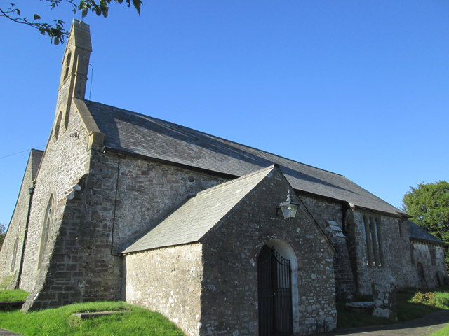 Myddfai Church