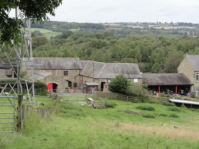 Gibside Chapel Farm, Burnopfield