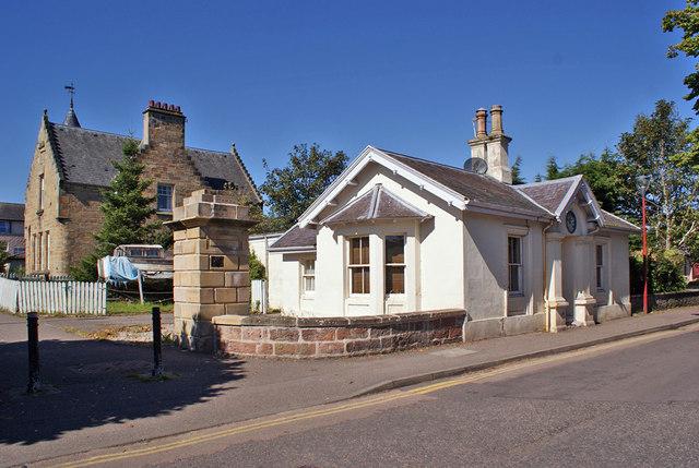Porter's Lodge, Royal Northern Infirmary