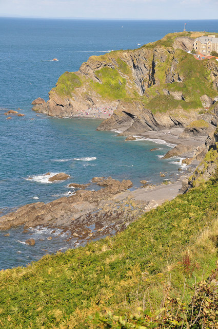 North Devon : Coastal Scenery
