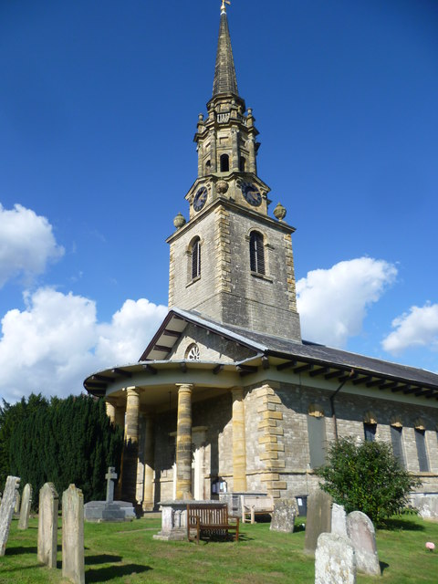 St Lawrence Church, Mereworth