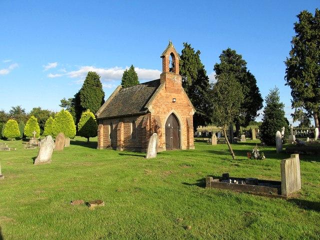 Wolston Cemetery Chapel