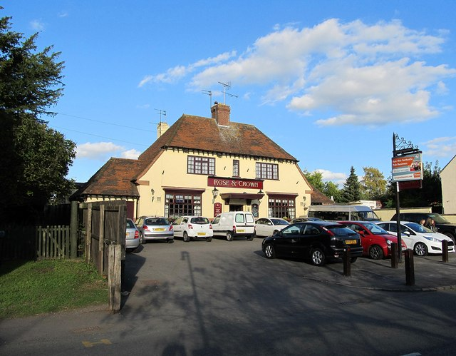 Wolston-The Rose And Crown