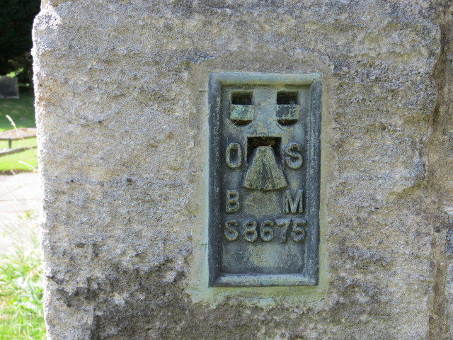 Ordnance Survey Flush Bracket S8675
