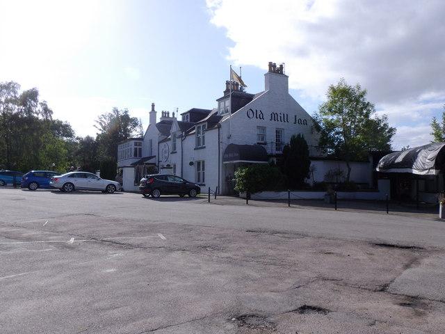 Old Mill Inn, Maryculter