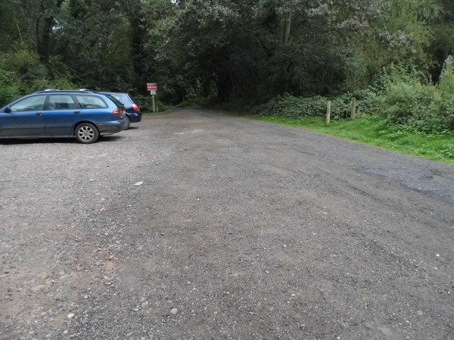 Car park on Bookham Common