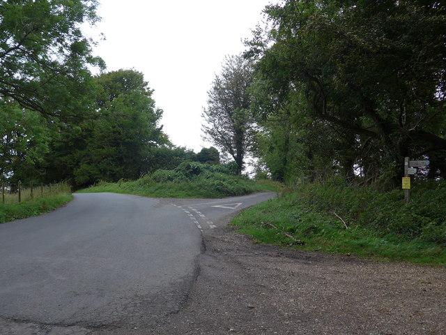 South Downs Way, Exton to Buriton (69)
