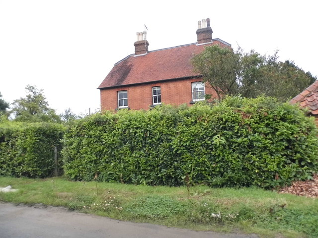Cottage on Bookham Road, Downside