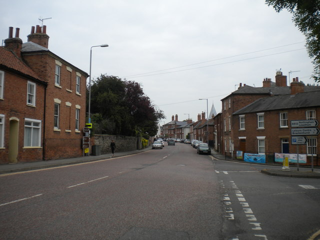 Westgate, Southwell