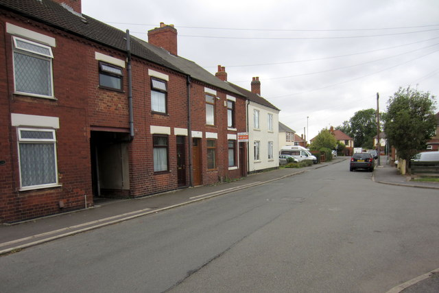 Houses on Penistone Street