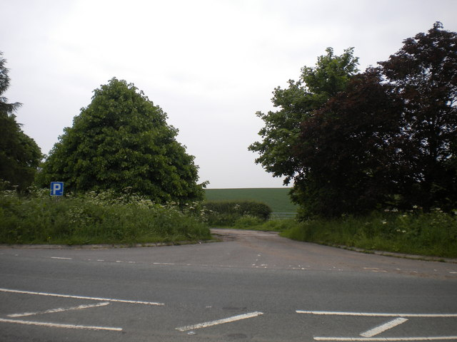 East end of Stubbins Lane, south of Southwell