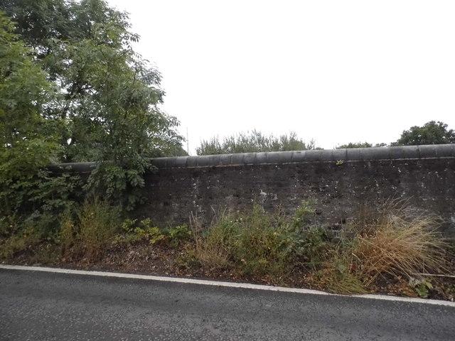 Railway bridge on Blundel Lane, Stoke D'Abernon