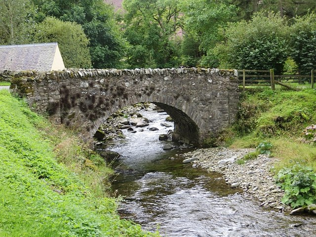 Bridge, Stanhope