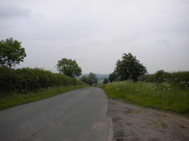 Road north of Goverton (1)