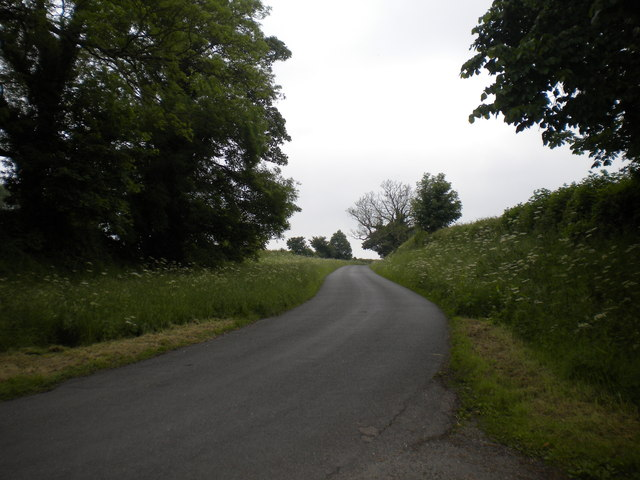 Road north of Goverton (2)