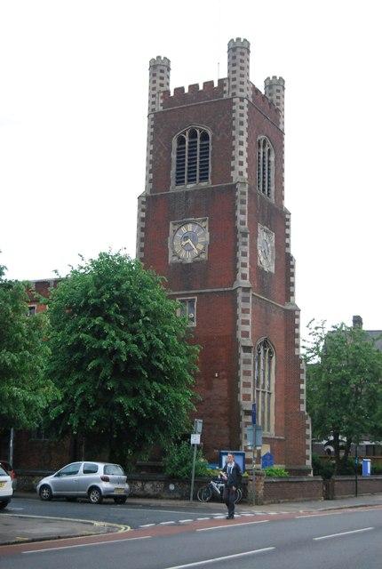 Church of St Paul