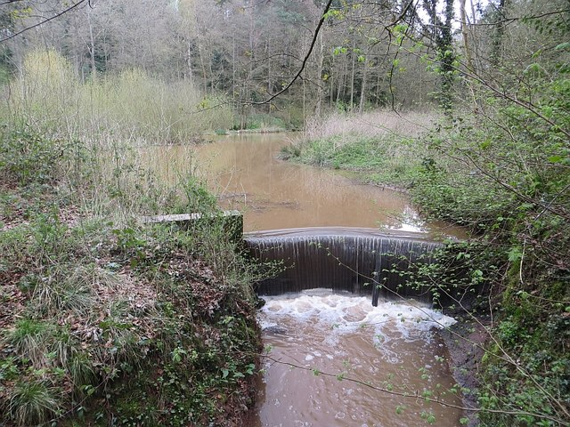Outflow, Mill Pool