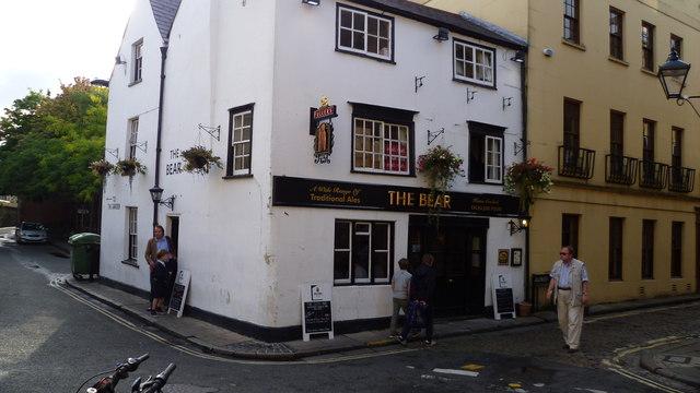 The Bear Inn, Oxford