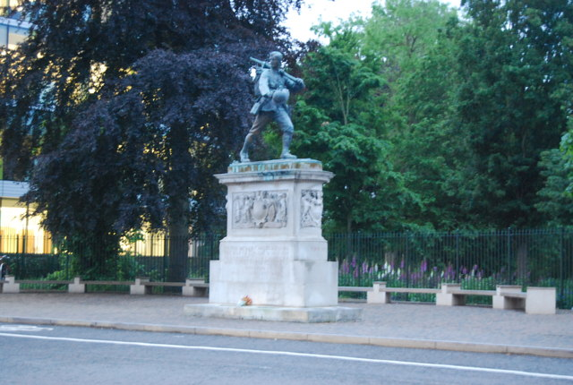 War Memorial, Hills Rd