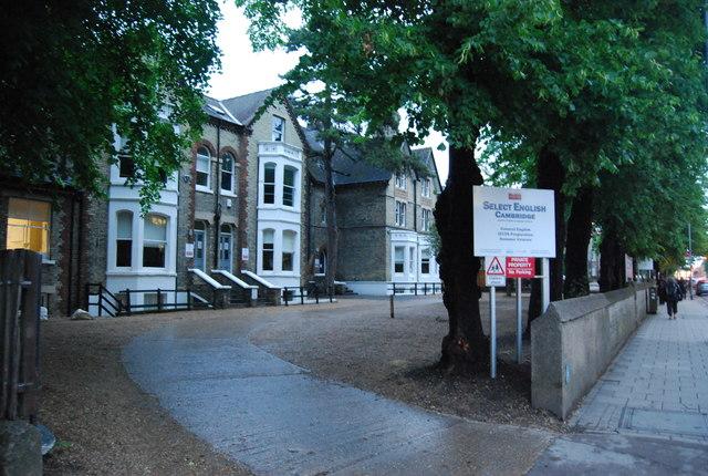 Select English School