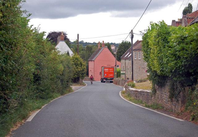 B3139 through Theale