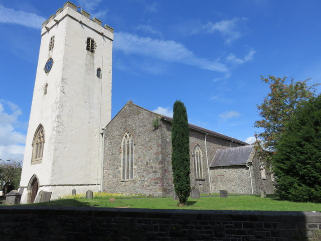 Saint Peter's Church,  Carmarthen