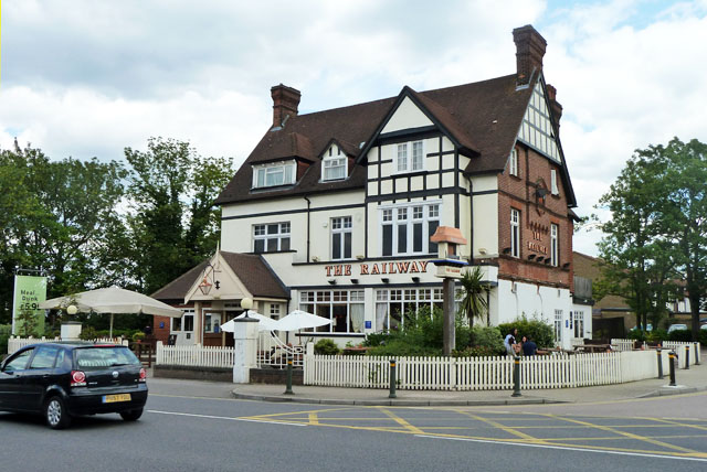 The Railway (pub), West Wickham