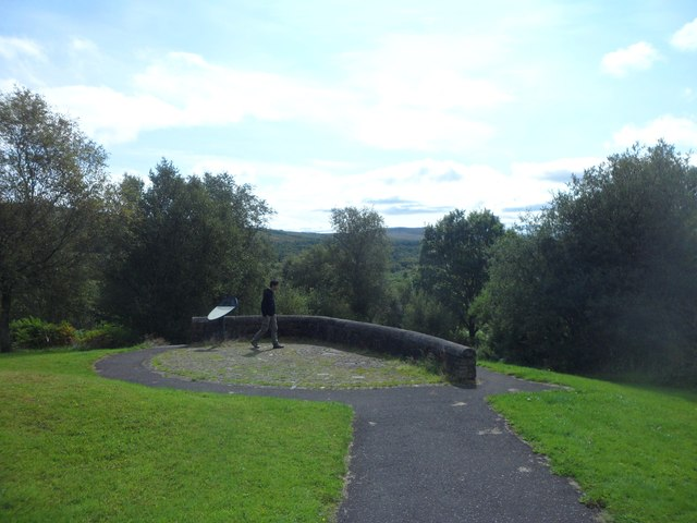 Whistlefield viewpoint