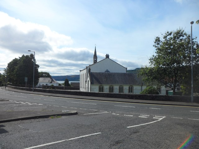 Church in Garelochhead