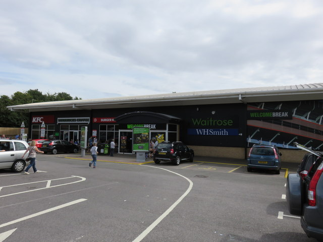 Cardiff Gate Motorway Services