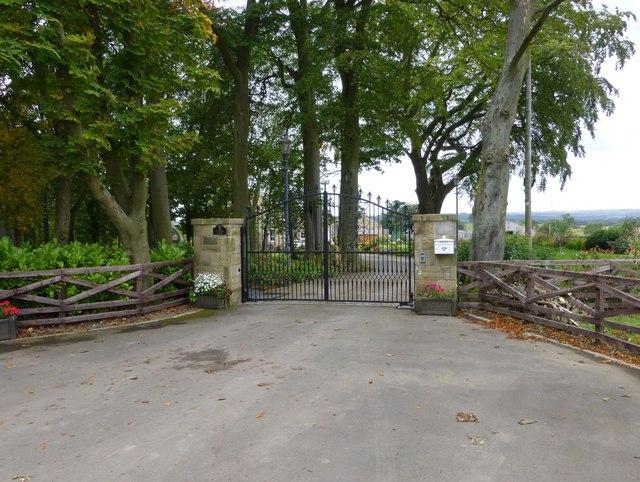 Impressive gateway