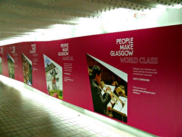 Glasgow Central Low Level railway station